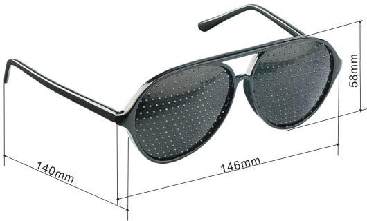 Перфорирани очила Лукс  за подобряване на зрението