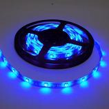 Синя LED Лента 300диода 24W