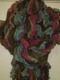 актуален шал две лица