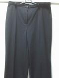 дамски панталон прав черен