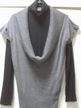 дамски пуловер без ръкав