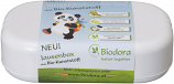 Кутия за храна от био пластмаса 17x11x6cm BIODORA