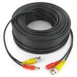 Готов, фабричен кабел за видеонаблюдение
