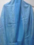 актуален шал наметка синьо