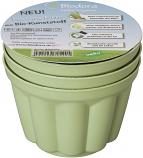 Форма за пудинг от био пластмаса, 3 броя BIODORA
