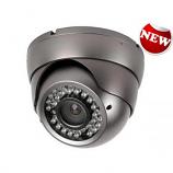 Вандалоустойчива, вариофокална камера Avision за външен и вътрешен монтаж