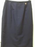 дамска пола синя