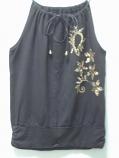 дамска блуза без ръкави