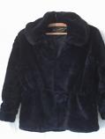 дамска палто от еко кожа