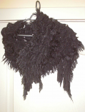 актуален шал в сиво