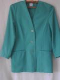 дамско сако зелено