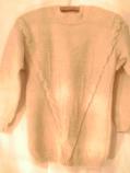 дамски пуловер плетен