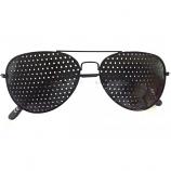 Перфорирани очила Лукс МЕТАЛНИ за подобряване на зрението