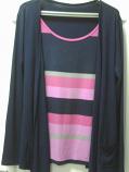 дамска блуза две части дълъг ръкав