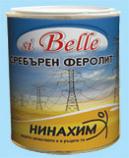 Si belle сребърен феролит
