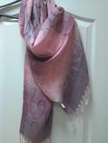 актуален шал розов