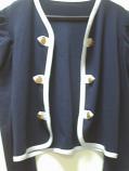 дамска кокетно късо сако