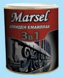 Марсел алкиден емайллак 3 в 1 0,750 л