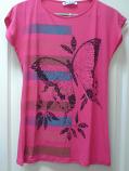 дамска блуза пеперуди